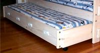 Trundle Bed Plans that are Simple, Elegant and Easy to Build by